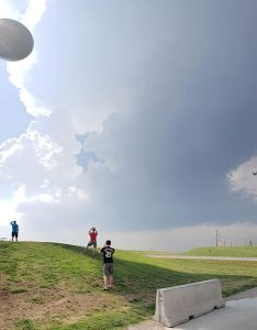 Seen Nature's Fury with Storms At Bramal
